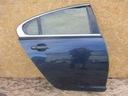 Двери зад правое jaguar xf 07-15