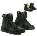 Ботинки trampki мотоциклетные кожаное shima rebel wp