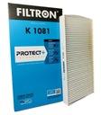 Фильтр салонный filtron k 1081