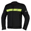 Ozone dart black/ fluo yellow куртка текстильная lato