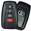 Ключ ключик pilot smart key toyota camry14fbc
