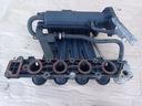 Колектор впускной chevrolet matiz,spark 1.0 2007