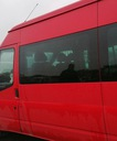 Ford transit mk7 vii 06- стекло боковая левый бок