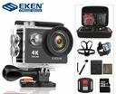 Камера sportowa eken h9r 4k ultra+ аксессуары