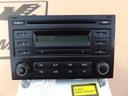 Радио volkswagen rcd200 cd t4 polo sharan lupo t5 golf kod