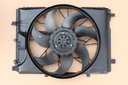 Вентилятор mercedes cls c218 w218 600w wat