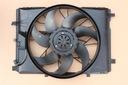 Вентилятор mercedes w204 s204 c204 600w wat