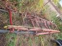 Рама без dokumentow 462cm iveco daily 1999-