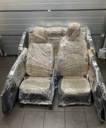 Кожи сиденье середина lexus es 300h 2020 идеал
