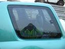 Toyota rav4 i стекло левый зад кузовная 3d хетч