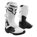 Ботинки enduro fox comp white белый черный gratisy