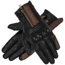 Шкіряне рукавички мотоциклетні rebelhorn hunter xl