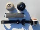 Mercedes b w247 airbag водителя колен подушки панель