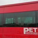 Ford transit mk7 vii 06- стекло боковая левый зад
