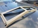 Mercedes sl 129 рамка подлокотника защита tunelu