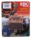 Колодки тормозные ebc suzuki gsf 1200 bandit 06