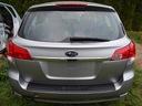 Subaru legacy v 09-14 r зад крышка багажника c6z