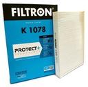 Фильтр салонный k1078 audi a4 b6 b7 a6 c5 k1078