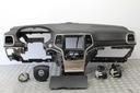 Торпедо консоль airbag jeep grand cherokee wk2 fl