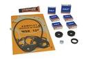 Wsk 125 подшипники skf сальник прокладки комплект