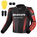 Куртка shima str 2 2.0 red мотоциклетная gratisy