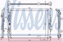 Радиатор двигателя qashqai (07 -) 1. 6i-16v 02/ 07-