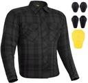 Shima renegade black koszula мотоциклетная aramid