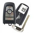 Новая ключ ключик smart key ford mustang