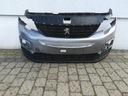 Peugeot partner iv 4 rifter бампер перед передний