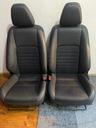 Nissan j11 t32 сиденье перед кожа+ материал ideal