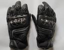 Dainese карбон перчатки мотоциклетные размер l