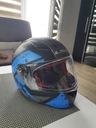 Шлем ls2 ff353 rapid deadbolt black blue xl61-62cm