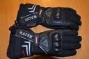 Перчатки мотоциклетные racer novus aqua