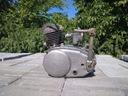Двигун 025 romet 100/ мопедик m3
