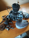 Двигатель 003 komar sport romet мопедик оригинал