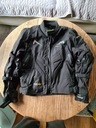 Куртка мотоциклетная seca astari iv black roz. m