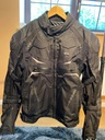 Куртка seca motaro iii black xl