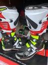 Ботинки enduro forma predator черно-zolte