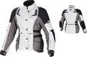Куртка мотоциклетная женская macna nova m 38 tekstyla