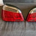 Фонари задние bmw e60 lci led оригинал usa