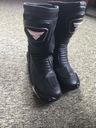 Ботинки мотоциклетные shima rsx-6 размер 47