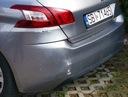 Бампер задний peugeot 308 t9 датчики парковки