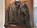 Куртка мотоциклетная ronnin 4 black seca 3x