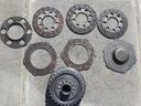 Wsk 125 корзина sprzeglowy диски