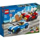 Lego City Aresztowanie na autostradzie 60242