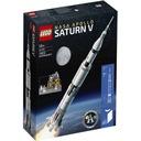 Klocki LEGO Rakieta NASA Apollo Saturn V 21309
