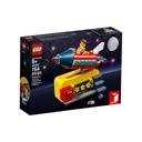 LEGO Ideas Zabawkowa rakieta kosmiczna 40335
