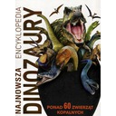 Najnowsza encyklopedia Dinozaury John Woodward