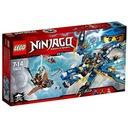 Klocki LEGO Ninjago Smok Jaya 70602