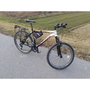 Rower MTB Unibike EVOLUTION rama 19 cali 26 wielokolorowy